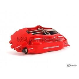 """Etrier frein arrière gauche """"Brembo"""" (94-96, 299x24mm, rouge)"""