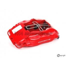"""Etrier frein arrière droit """"Brembo"""" (94-96, 299x24mm, rouge)"""
