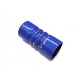 Durite silicone annelées & cerclées (Ø:63mm x L:150mm)