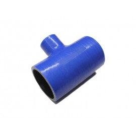 "Durite silicone en ""T"" (Ø:55mm - Ø:25mm x L:102mm)"