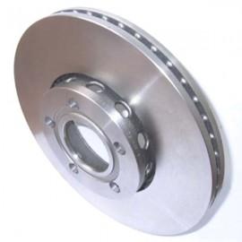 Kit disques frein avant gauche/droit (90-96, 276x25, 5/112)