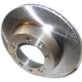 Kit disques frein arrière gauche/droit (94-96, 299x24, 5/130)
