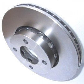 Kit disques frein avant gauche/droit (88-00, 276x25, 4/108)