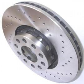 Disque frein avant (89-96, 276x25)