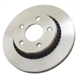Kit disques frein arrière gauche/droit (83-99, 269x20, 5/112)