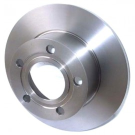 Kit disques frein arrière gauche/droit (83-99, 245x10, 5/112)