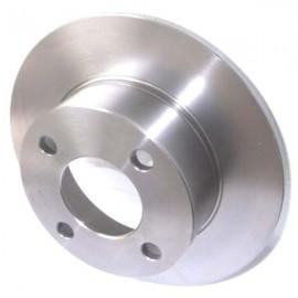 Kit disques frein arrière gauche/droit (82-00, 245x10, 4/108)