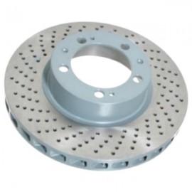 Disque frein avant droit (94-96, 322x32, 5/130, perforé)