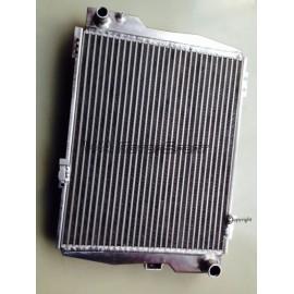 Radiateur d'eau H.P. (80-91, 480x380x42mm)