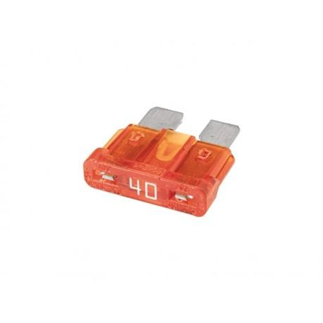 """Fusible thermique """"ATO"""" (93-, 19/2x5, 40am, orange)"""