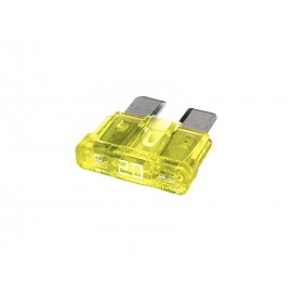 """Fusible thermique """"ATO"""" (83-, 19/2x5, 20am, jaune)"""