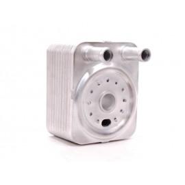 Radiateur d'huile à eau moteur (00-, 120x98x65mm)
