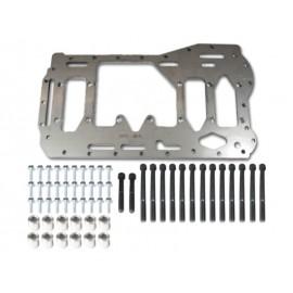 Kit plaque renfort paliers vilebrequin moteur VR6 2.8-2.9L 12V (91-00)