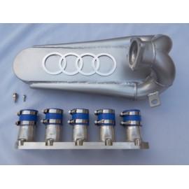 """Collecteur d'admission inversé """"Audi S1"""" moteur R5 2.2L 20VT (89-97)"""