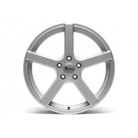 "Roue aluminium ""TA Technix XF1 Silber"" (8.5x19"" ET35 5/112)"