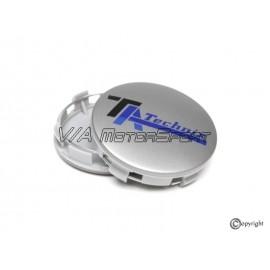 "Cache roue aluminium ""TA Technix XF1/XF2 Silber"""
