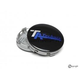 """Cache roue aluminium """"TA Technix XF1/XF2 Schwarz"""""""