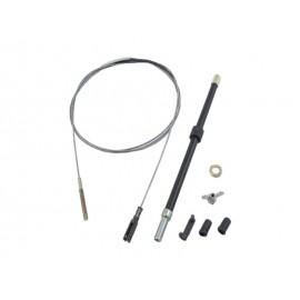 Kit câble & guide d'embrayage (72-79)