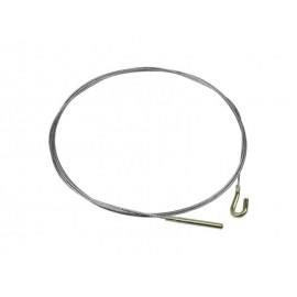 Câble d'accélérateur (57-66, 2650mm)