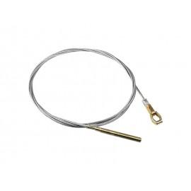 Câble d'embrayage (71-74, 2281mm)