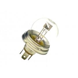 "Ampoule phare avant ""CE"" (61-73, R2-6V45/40W, blanche)"