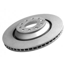 Disque frein arrière gauche/droit (03-, 310x22, 5/112)