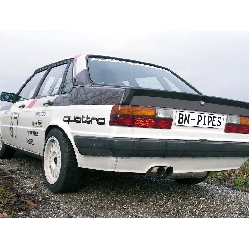 Silencieux Secondaire Déchappement Audi 8090 B2 Coupélimousine