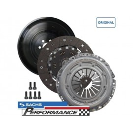 "Kit embrayage & volant moteur H.P. ""Sachs Performance"" (97-10, 240mm, Organique, +530Nm)"