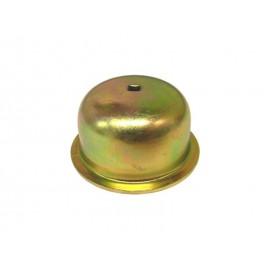 Couvercle moyeu de roue avant gauche (65-03, câble de compteur)
