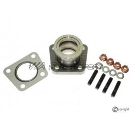 """Kit adaptateur wastegate/collecteur d'échappement """"TiAL Sport MV-S"""" moteur R5 2.1-2.2L 10-20VT (80-97, V2A, 40.30mm)"""