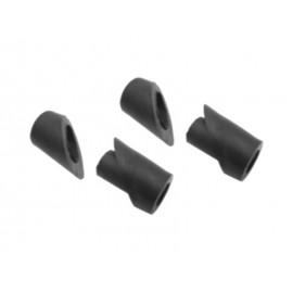 Kit paliers axes d'essuies-glaces avant gauche/droit extérieur/intérieur (47-57)