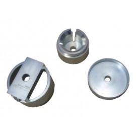 Contre-appui extracteur silentbloc berceau
