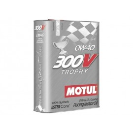 "Huile moteur ""Motul 300V Trophy 0W40"" (2L)"