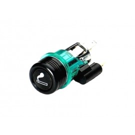 Allume-cigare (12V, éclairage vert)