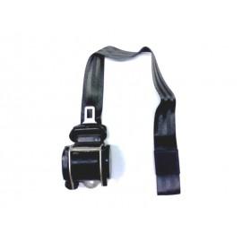 Ceinture sécurité 3 points enrouleur avant gauche (88-95, noire)