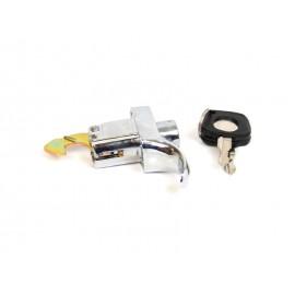 Serrure capot arrière (66-71/66-67, verrouillable, 3 filetages)
