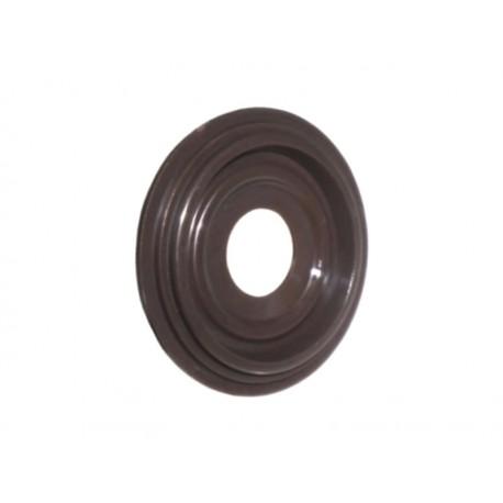Embase manivelle lève-glace de porte avant/arrière gauche/droite (67-99, brun selle)