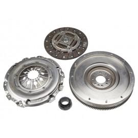 """Kit embrayage & volant moteur """"Valéo"""" moteur R4 1.6-2.0L/1.9L 8-20VT/8V TDI (94-10, 228mm, conversion)"""