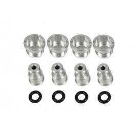 Kit adaptateurs & portes injecteurs essence moteur R4 1.8L 20-20VT (95-10)