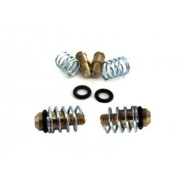Kit réparation bague collectrice d'avertisseur sonore/capuchon volant de direction (74-80)