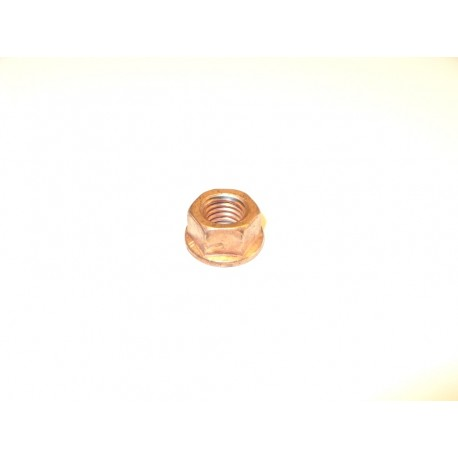 Ecrou autofreiné collecteur échappement/culasse (80-97, M8)