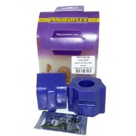 """Palier barre stabilisatrice avant gauche/droit intérieur S.D. """"Powerflex"""" (85-94, 25mm)"""