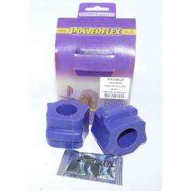 """Palier barre stabilisatrice avant gauche/droit intérieur S.D. """"Powerflex"""" (91-94, 28mm)"""