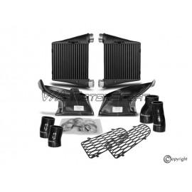 """Kit échangeurs air air suralimentation turbos H.P. """"EVO2"""" Audi A4 B5 Avant RS4 (00-02)"""