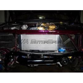 """Kit échangeur air air suralimentation turbo H.P. """"EVO1"""" Audi 100/200 C3/44Q Avant/Limousine Quattro 10V (84-91)"""