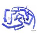 Kit durites d'eau moteur VR6 2.8-2.9L 12V Volkswagen Corrado (91-95, AAA/ABV)