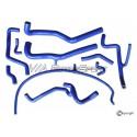 Kit durites d'eau moteur VR6 2.8-2.9L 12V Volkswagen Golf III (92-99, AAA/ABV)