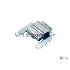 Agrafe lécheurs glace de portes avant/arrière gauche/droite extérieur/intérieur (68-93)