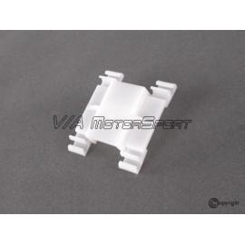 Agrafe moulures de carrosserie avant/arrière gauche/droite (92-99)