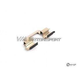 Tôle intermédiaire plaquettes de freins arrière gauche/droite (02-)